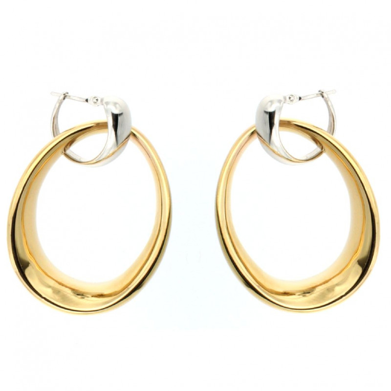 EARRINGS 14K GOLD